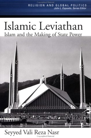 Islamic Leviathan Islam and the Making of State Power  2001 9780195144260 Front Cover