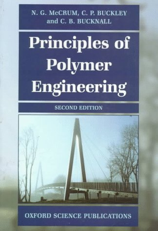 Principles of Polymer Engineering  2nd 1997 (Revised) edition cover