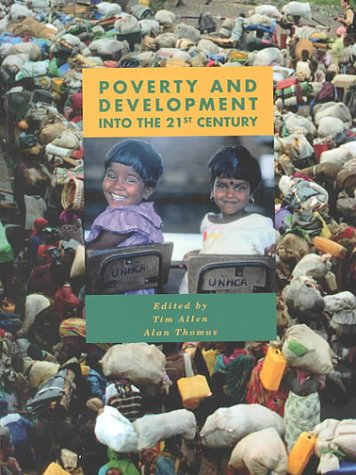 Poverty and Development Into the 21st Century 2nd 2000 (Revised) edition cover