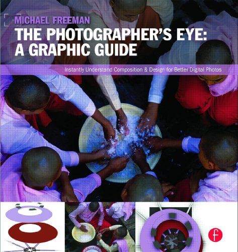 Photographer's Eye - A Graphic Guide Composition and Design for Better Digital Photos  2013 edition cover