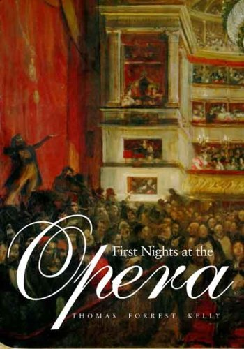 First Nights at the Opera   2006 edition cover