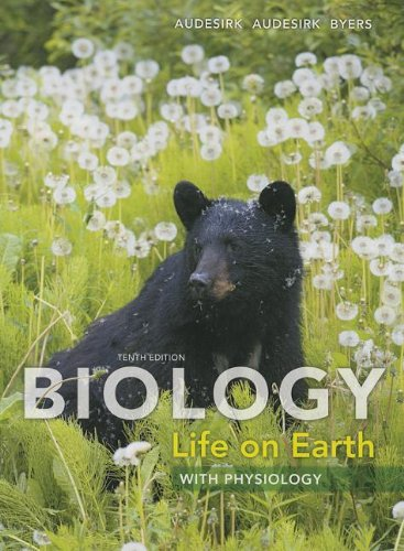 Biology Life on Earth with Physiology 10th 2014 9780321794260 Front Cover