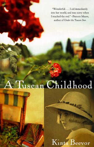 Tuscan Childhood  N/A 9780375704260 Front Cover