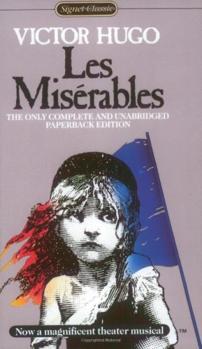 Miserables   1987 (Unabridged) edition cover