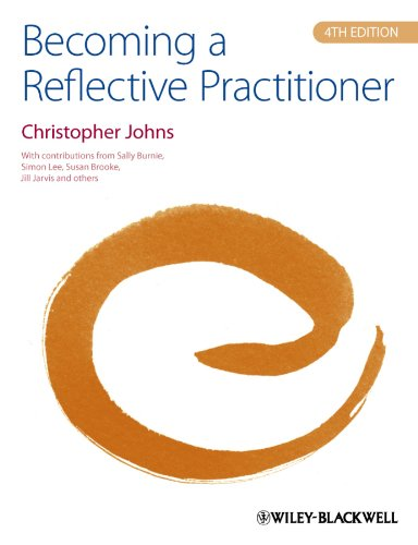 Becoming a Reflective Practitioner 4E  4th 2013 edition cover