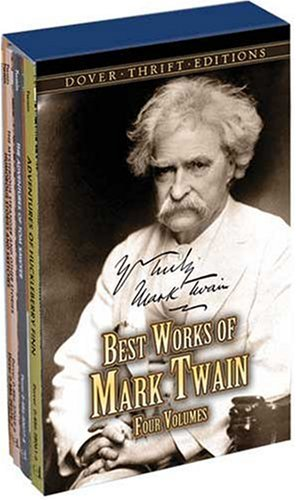 Best Works of Mark Twain  N/A edition cover