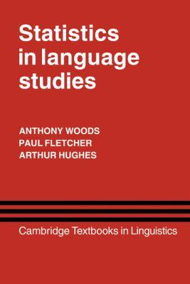 Statistics in Language Studies   1986 9780521253260 Front Cover