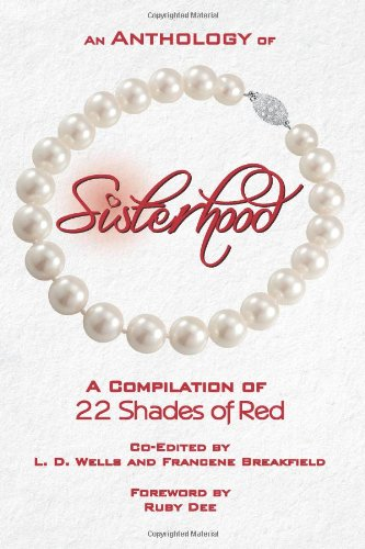 Anthology of Sisterhood 22 Shades of Red N/A edition cover
