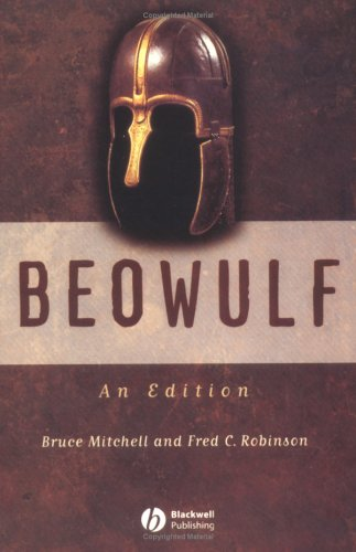 Beowulf   1998 edition cover