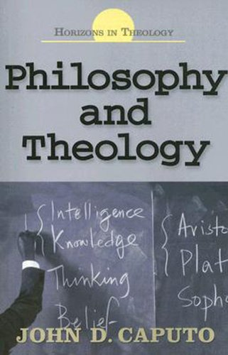 Philosophy and Theology   2006 edition cover