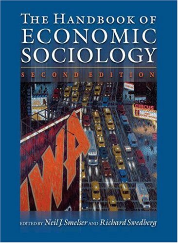 Handbook of Economic Sociology  2nd 2005 (Revised) edition cover