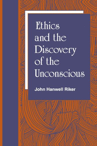 Ethics and the Discovery of the Unconscious  N/A edition cover