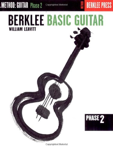 Berklee Basic Guitar - Phase 2  N/A 9780793555260 Front Cover