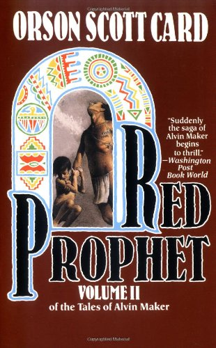 Red Prophet   1988 edition cover