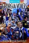 Georgia Voices   1994 9780820316260 Front Cover