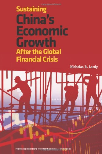 Sustaining China's Economic Growth after the Global Financial Crisis   2011 edition cover
