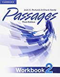 PASSAGES LEVEL 2 WORKBOOK 3RD EDITION  3rd 2014 (Revised) 9781107627260 Front Cover