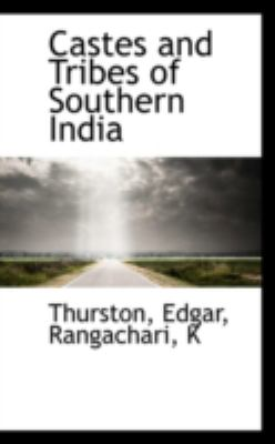 Castes and Tribes of Southern Indi  N/A 9781113132260 Front Cover