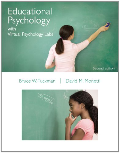 Educational Psychology with Virtual Psychology Labs  2nd 2013 9781133309260 Front Cover