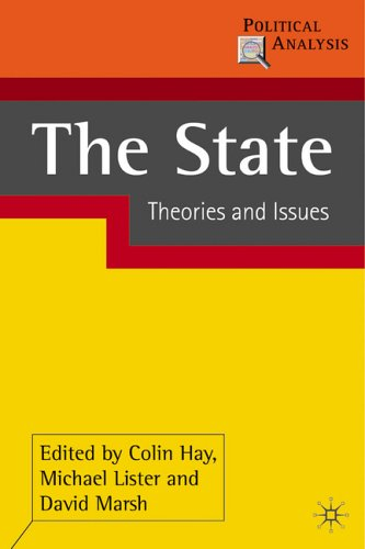 State Theories and Issues  2005 edition cover