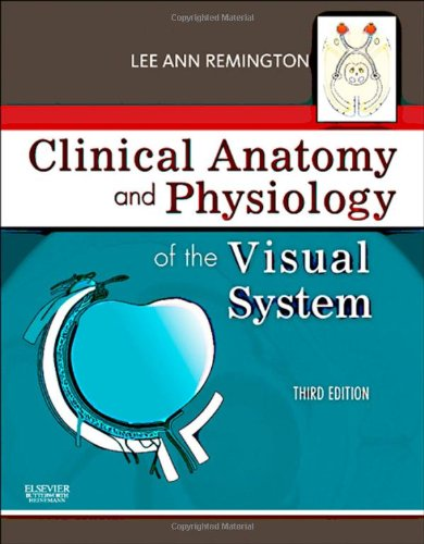 Clinical Anatomy and Physiology of the Visual System  3rd 2011 edition cover