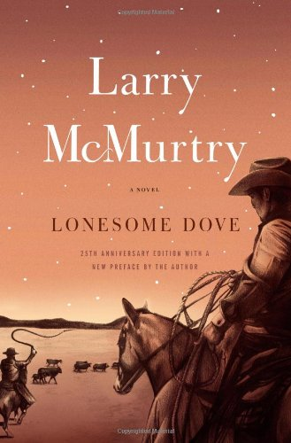 Lonesome Dove  N/A edition cover