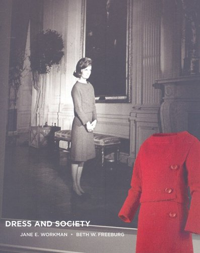 Dress and Society   2009 edition cover