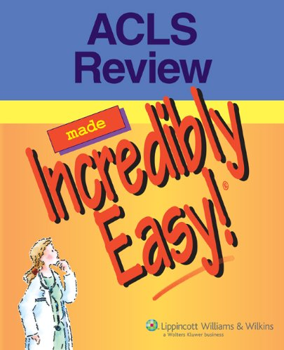 ACLS Review   2007 9781582556260 Front Cover