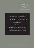 Cases and Materials on European Union Law  4th 2015 edition cover