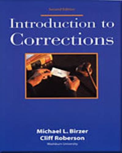 Introduction to Corrections  2nd 2004 (Revised) edition cover