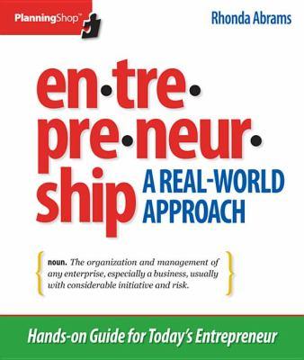 Entrepreneurship: A Real-World Approach  N/A edition cover
