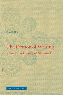Demon of Writing Powers and Failures of Paperwork  2012 edition cover