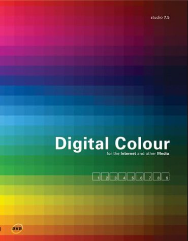 Digital Color for the Internet and Other Media   2003 edition cover