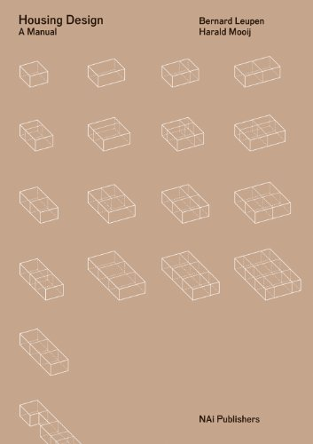 Housing Design A Manual  2011 edition cover