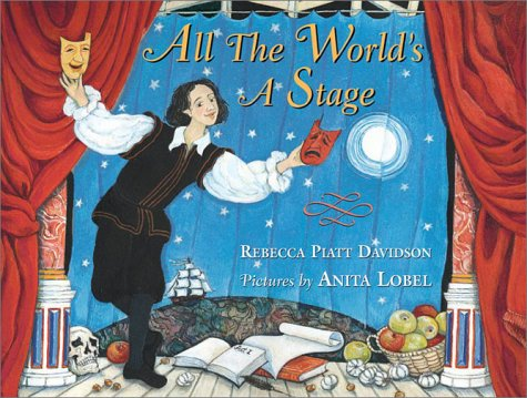 All the World's a Stage   2003 9780060296261 Front Cover