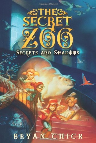 Secrets and Shadows   2011 edition cover