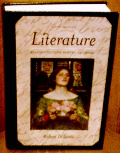 Literature Reading Fiction, Poetry, and Drama 6th 2007 edition cover
