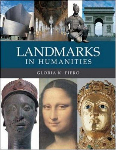 Landmarks in Humanities with Core Concepts   2006 edition cover