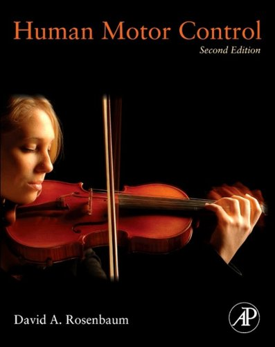 Human Motor Control  2nd 2009 edition cover