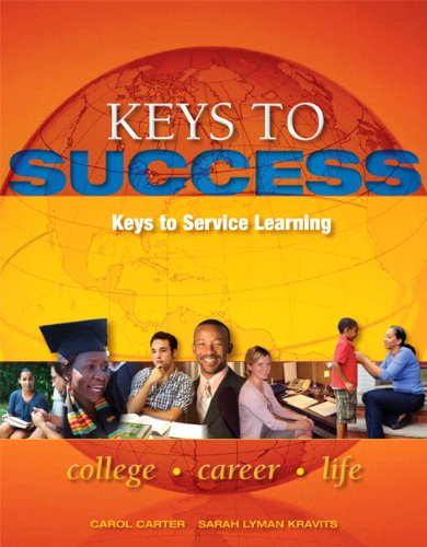 Keys to Service Learning   2012 9780132850261 Front Cover
