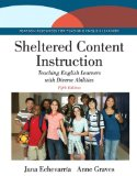 Sheltered Content Instruction Teaching English Learners with Diverse Abilities 5th 2015 edition cover