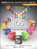 iOS for Programmers An App-Driven Approach 3rd 2015 9780133965261 Front Cover