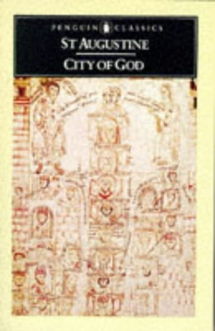 City of God Concerning the City of God Against the Pagans  1984 (Abridged) edition cover