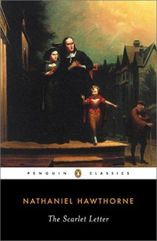 Scarlet Letter   2003 (Revised) edition cover