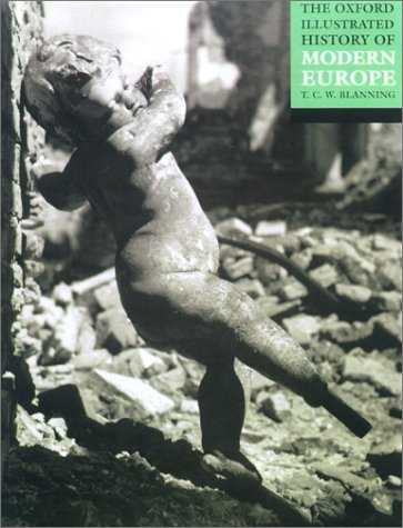 Oxford Illustrated History of Modern Europe   2001 edition cover
