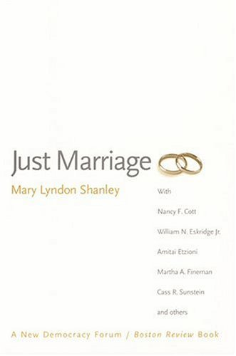 Just Marriage   2004 edition cover