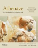 Athenaze An Introduction to Ancient Greek 3rd 2015 edition cover