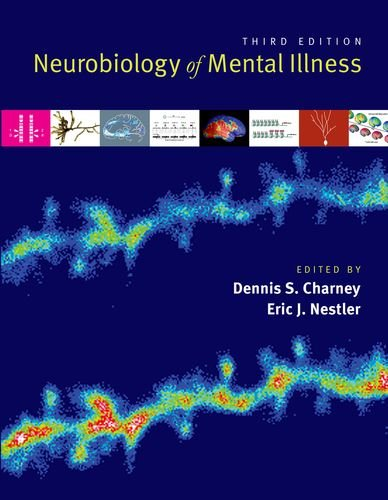 Neurobiology of Mental Illness  3rd 2011 9780199798261 Front Cover