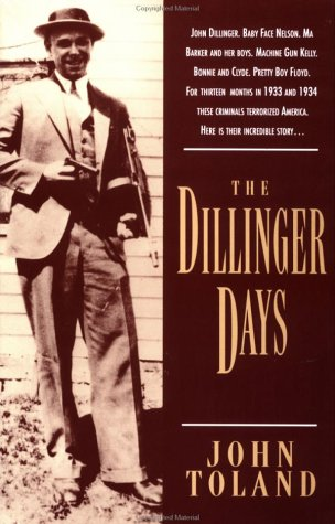 Dillinger Days  Reprint edition cover