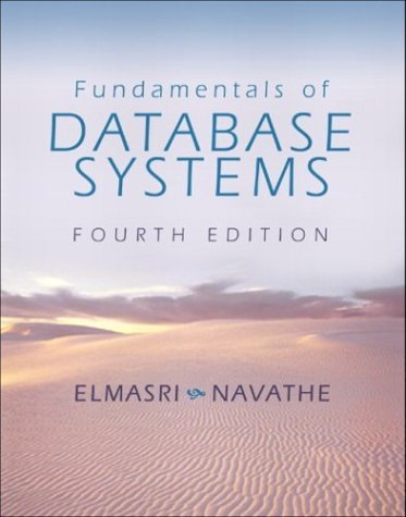 Database Systems Models, Languages, Design, and Application Programming 4th 2004 edition cover